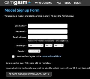 camgasm-model-signup