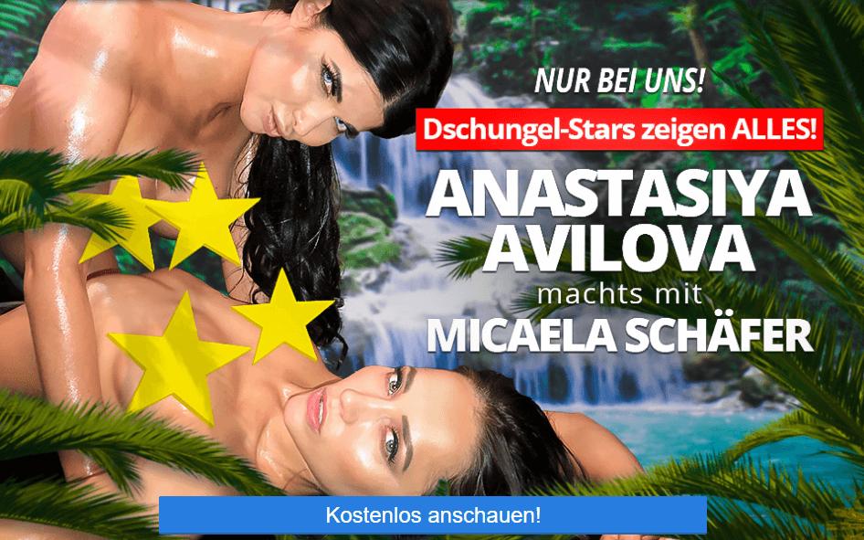 Ficken micaela schäfer nackt beim Micaela Schäfer